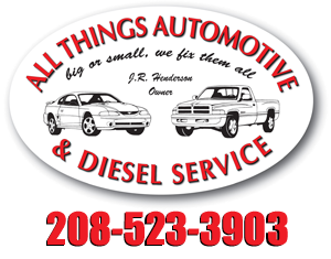 All Things Automotive & Diesel Service BMW Service | BMW